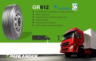 11R22.5 Regional Steer Tire.