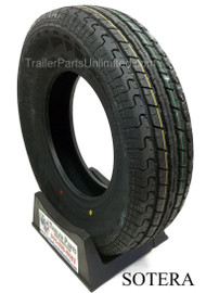"13"" ST175/80R13 6-PLY RADIAL SPECIALTY TRAILER TIRE"