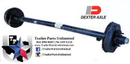 dexter 5.2k Trailer Axle