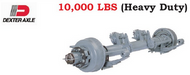 Dexter Heavy Duty 10K Axle