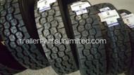 245x70x19.5 heavy duty truck tire