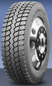 "19.5"" 225/70R19.5 Drive Tire"