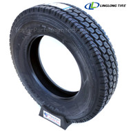 "low pro 24.5"" drive tire. 24.5"" Commercial Truck tire. 285/75R24.5 14-ply linglong D3 Drive Tire"