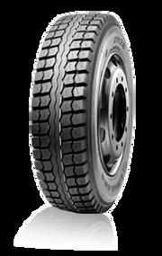 "295/75R22.5 low pro 22.5"" Drive tire. Aggressive tread pattern for semi truck drive tires. Open should 22.5"""