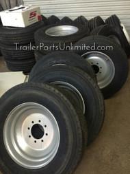 "heavy duty 17.5"" tire wheel combo"