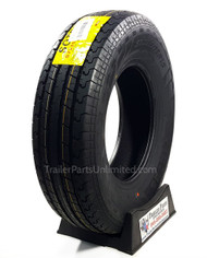 "ST225/75R15 10-ply Radial Sotera Trailer Tire. 15"" 10ply Trailer Tire. ST225x75x15 radial trailer tire."