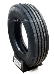 "MTR-8201-BT - 17.5"" 215x75x17.5 16ply Heavy Duty Tire. Supermax HA2 tire. 17.5"" 16ply Trailer Tire. Medium Trailer 16 ply Tire"
