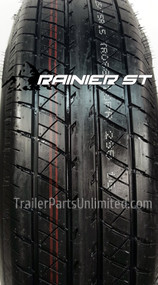 "15"" 10-Ply Heavy Duty Trailer Tire. Load Range E trailer tire"