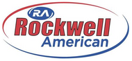 12k rockwell american trailer axles