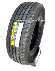 265/70R17 10 ply radial light truck tire