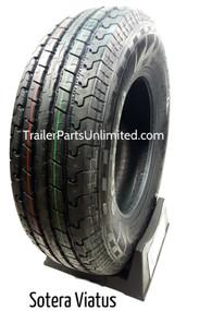 "14"" 6-ply Radial trailer Tire Load Range C"