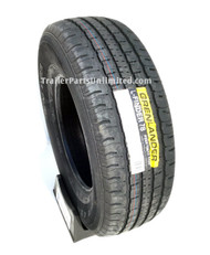 LT 235/80R17 10-ply Radial L-Finder Light truck tire