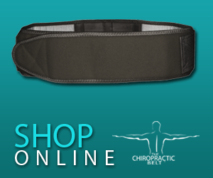 Buy a sacroiliac belt online and relieve back pain - The Chiropractic Belt™