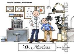 Optometrist-Male