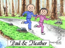 Jogging-Couple
