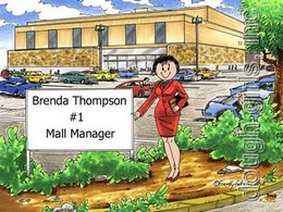 Mall Manager-Female