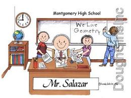High School Teacher-Male