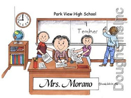 High School Teacher-Female