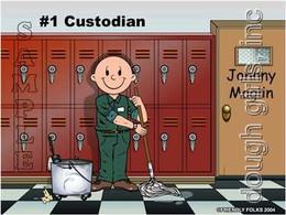Custodian- Male