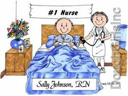 Nurse Female w/ Adult Patient-Male