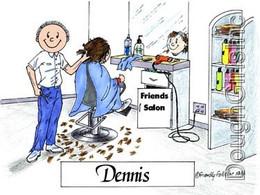Hairdresser-Male