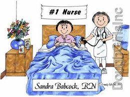 Nurse Female w/ Adult Patient- Female