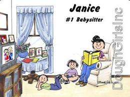 Baby Sitter w/1Boy 1 Girl