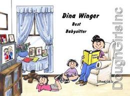 Baby Sitter w/2 Girls