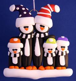 Penguin Family 2 Adults/ 3 Children