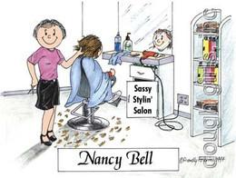 Hairdresser-Female
