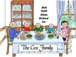 Family Dinner-3 Kid