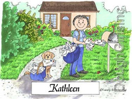 Postal Worker-Female
