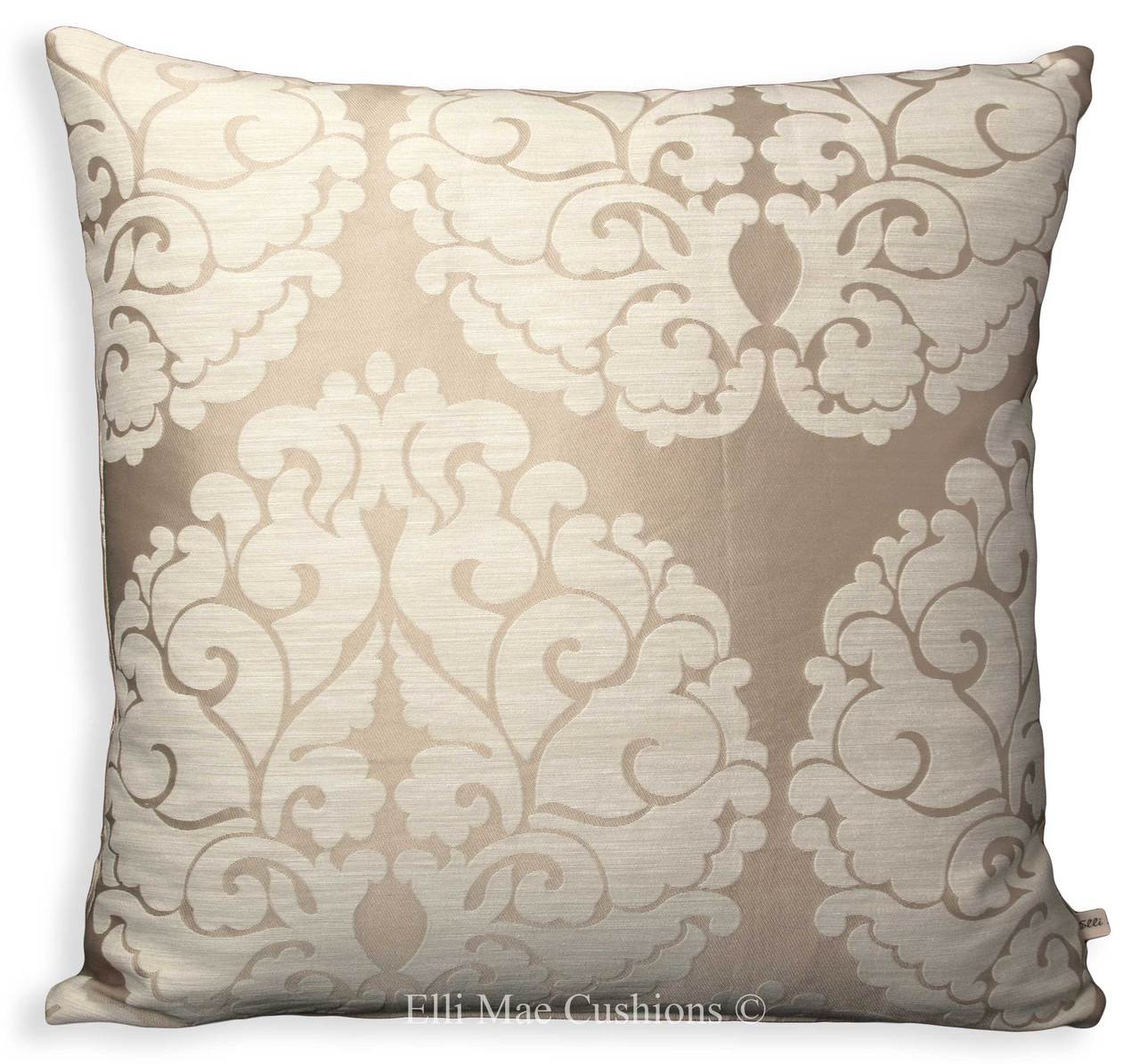 Throw Pillows For Taupe Sofa : Prestigious Designer Cushion Cover Octavia Linen 20