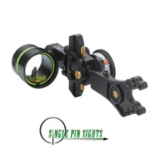 The Optimizer Lite King Pin is the ultimate single pin movable archery sight.