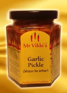 Mr Vikki's Garlick Pickle