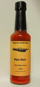Piri Piri Hot Sauce Brighton Chilli Shop