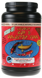 Microbe-Lift LegacyKoi and Goldfish Food - High Growth and Energy 2 lb. 4 oz.