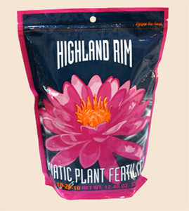 Highland Rim Fertilizer 36 Tablets