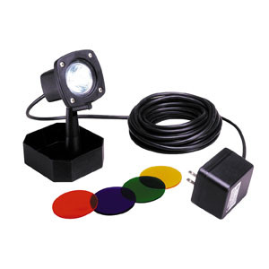 Pondmaster® 20 Watt Pond Light - 1 Light Kit and Transformer