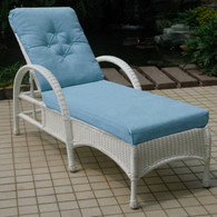 Adjustable Chaise Lounge Cushion