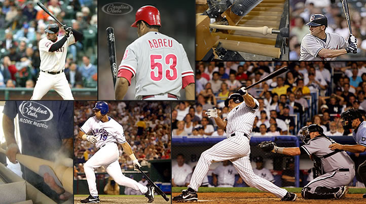 Mlb Players Who Have Used Carolina Clubs Bats