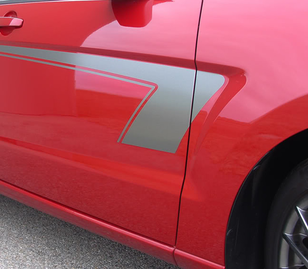 2008-2010 Ford Focus Swift Graphic Kit