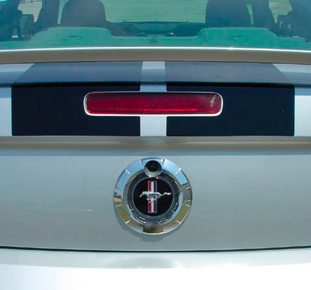 2005-2009 Ford Mustang Wildstang Racing Stripes Graphic Kit