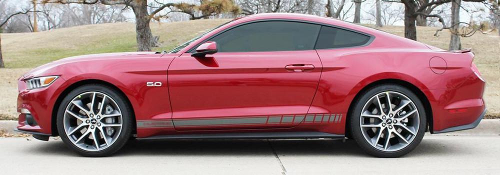 2015 Ford Mustang Stallion 2 Graphic Kit