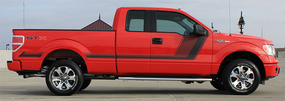 2009-2017 Quake F-150 Graphic Kit