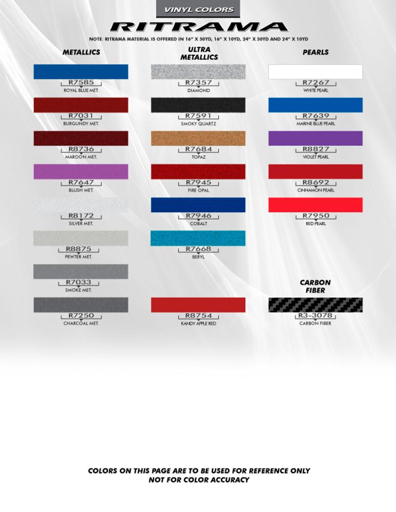 2013-2016 Dodge Dart Race Graphic Kit
