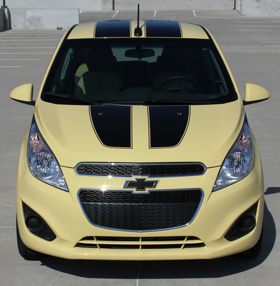 2013 2014 2015 Chevy Spark Graphics
