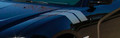 11-14 Dodge Charger Double Bar Stripe Graphic Kit Close Up