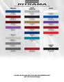 2015-2017 Ford Mustang Stallion Rocker Stripe Vinyl Graphic Kit