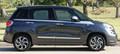 2014-2016 500L Fiat Side Kick Stripe Kit